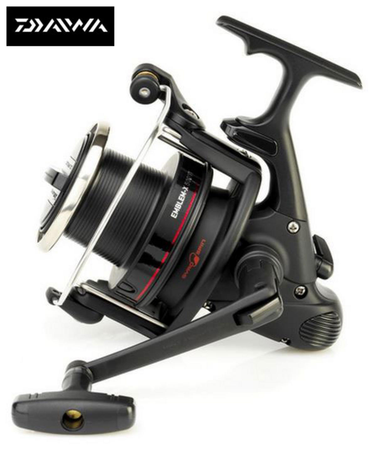 NEW DAIWA EMBLEM XT 5000TB (BLACK SERIES) FISHING REEL Model No EMX5000TB