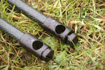 CARBON FIBRE BANK STICK STABILIZER CROSS BAR FOR ROD POD ,GOAL POST ETC