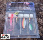 ABU GARCIA PERCH LURE KIT ASSORTED COLOURS 4 PACK 1115259