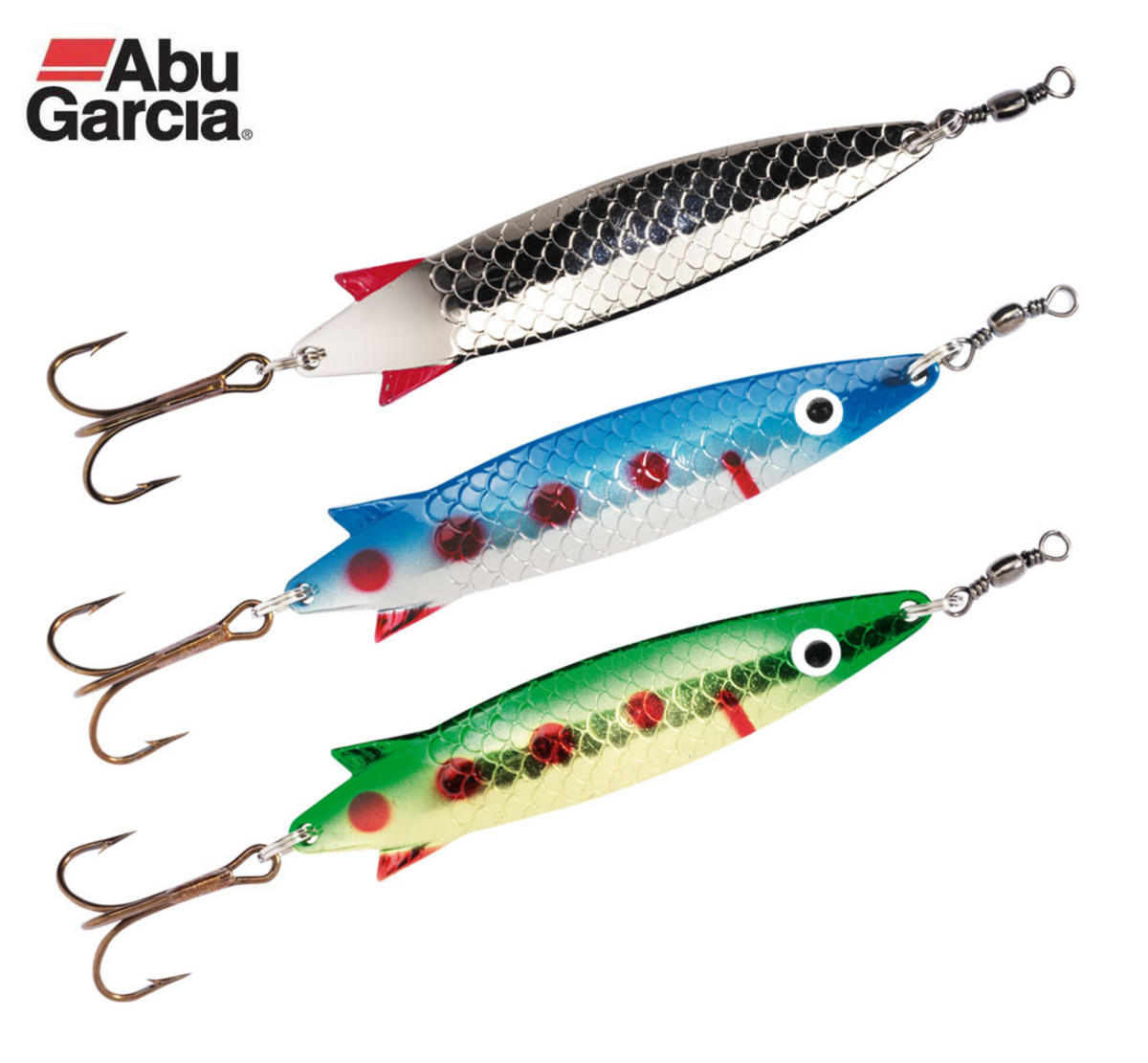ABU GARCIA CLASSIC TOBY LURES 3 PACK 28gm 1303244