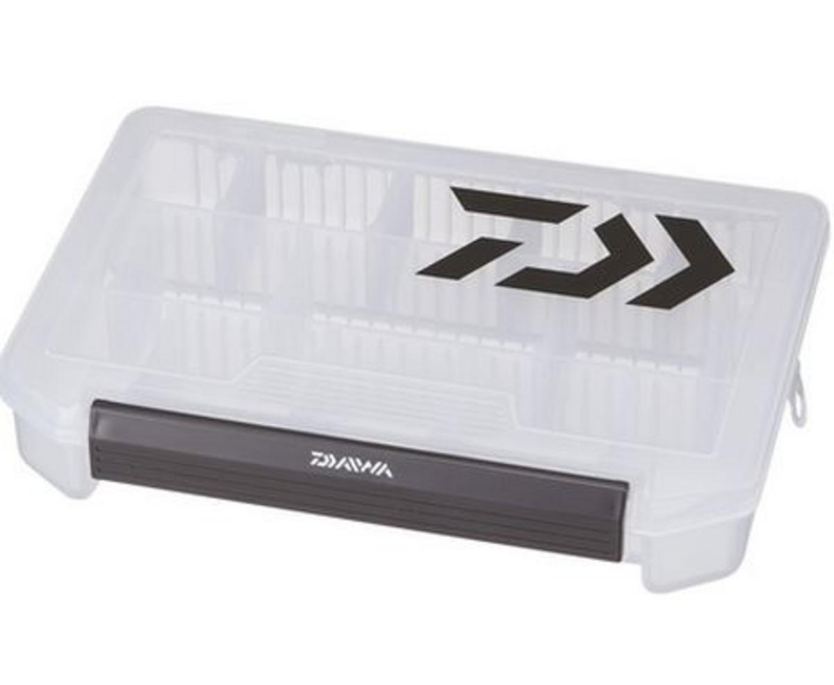 NEW DAIWA MULTI CASE TACKLE BOXES ALL STYLES AVAILABLE