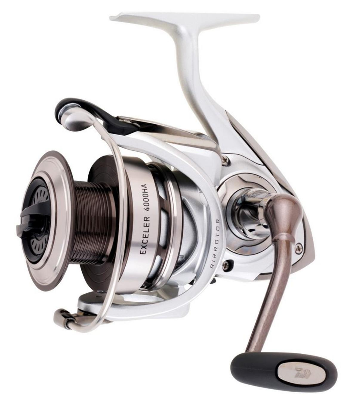 NEW DAIWA EXCELER FISHING REEL ALL MODELS AVAILABLE