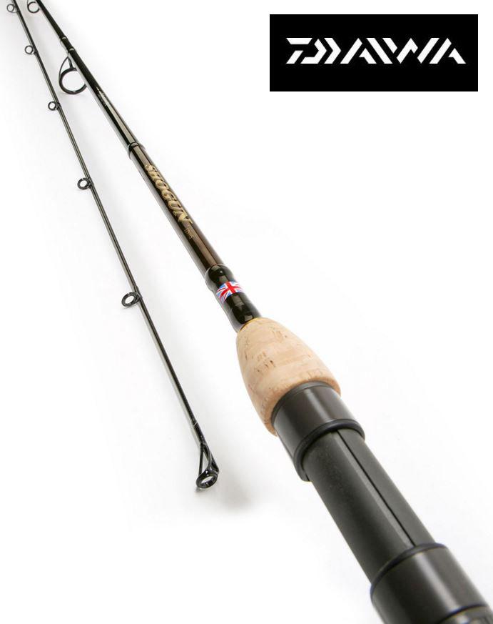 New daiwa shogun spinning rods 9ft 10ft 2pc all models for Daiwa fishing rods