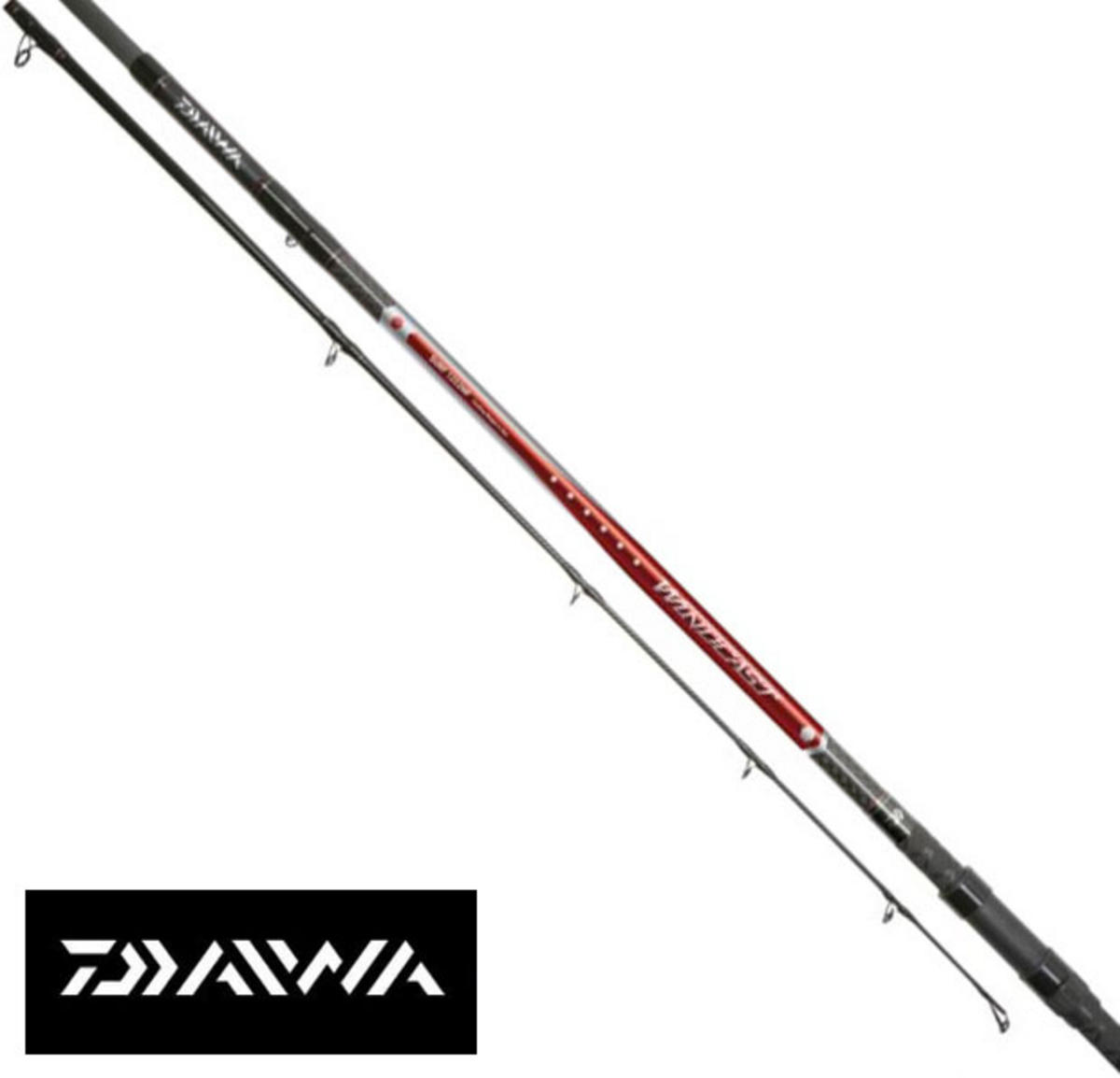 NEW DAIWA WINDCAST SURF SHORE BEACH FISHING RODS ALL MODELS