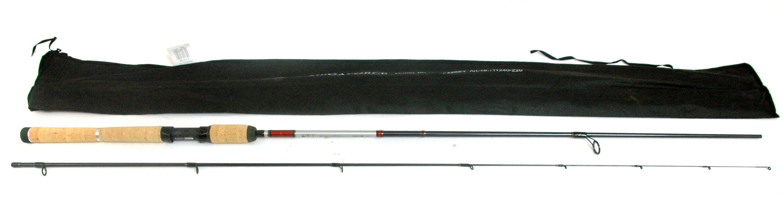Special offer daiwa megaforce ultra light spinning rod lrf for Ultra light fishing rod