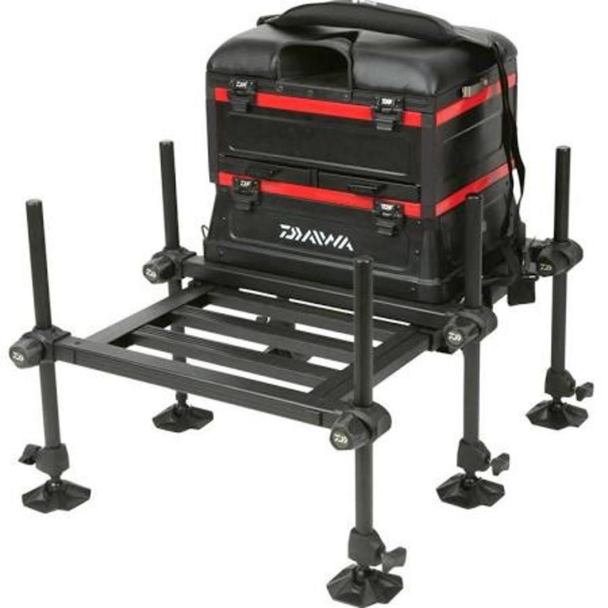 DAIWA 160  SEAT BOX Model No D160SB-R SEATBOX RRP £375