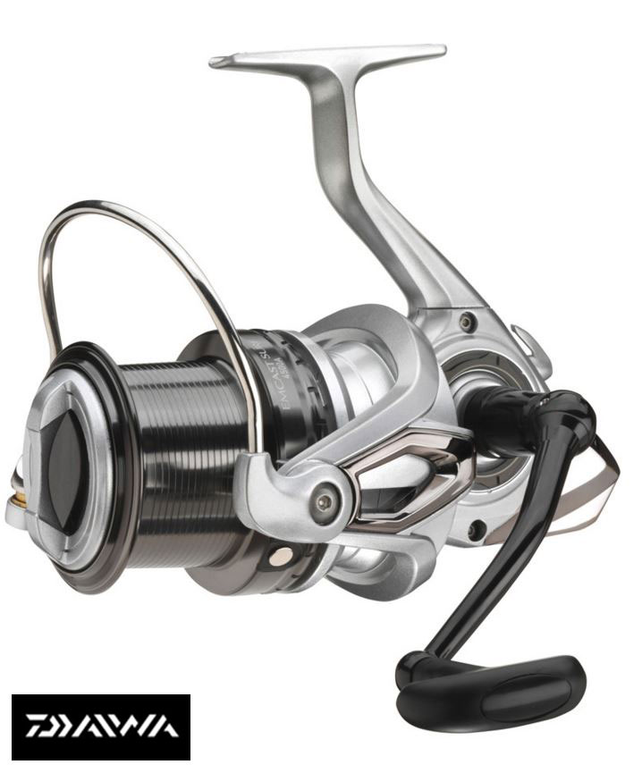 New daiwa emcast surf fishing reel 4500a 5000a all models for Surf fishing reels