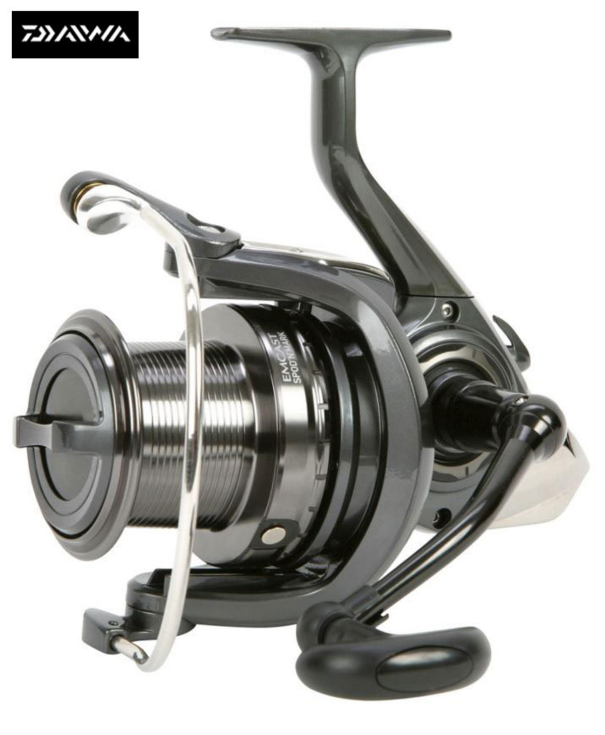 DAIWA EMCAST SPOD 'N' MARK CARP FISHING REEL 5000 ECSM5000