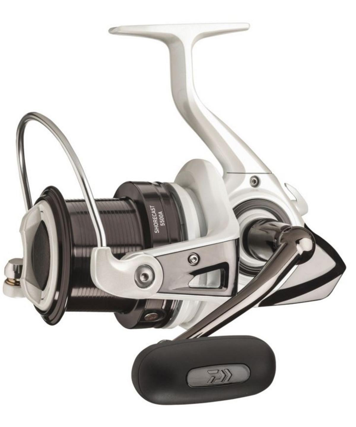 DAIWA SHORECAST SURF FISHING REEL 4500A, 5000A, 5500A, 6000A ALL MODELS