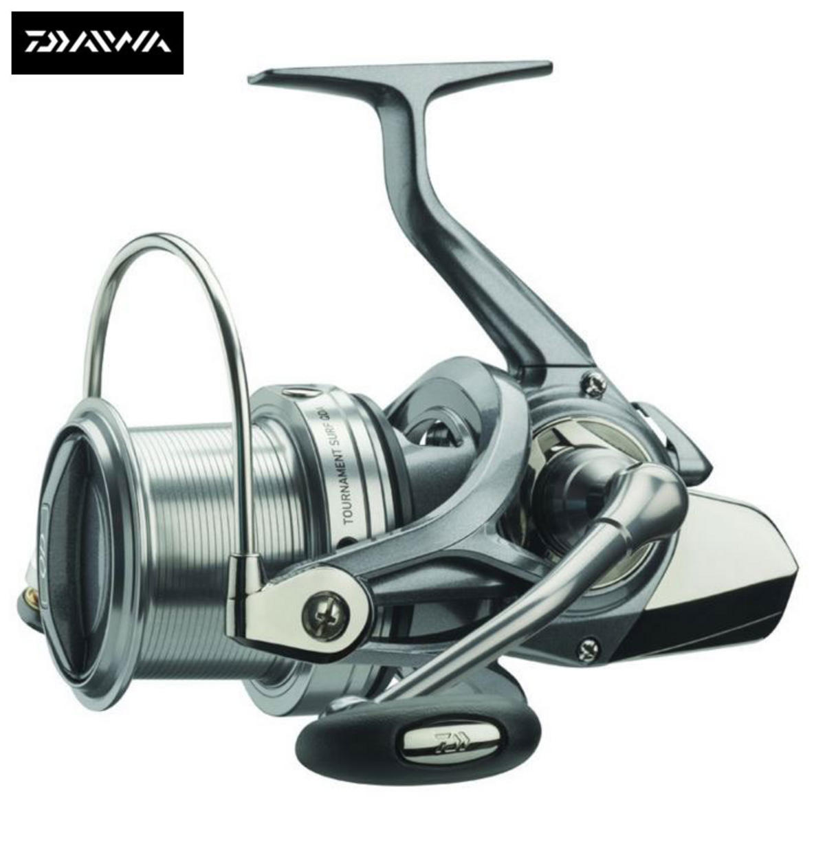 EX DISPLAY DAIWA TOURNAMENT SURF 5000 QDA FISHING REEL Model No. TNS5000QDA