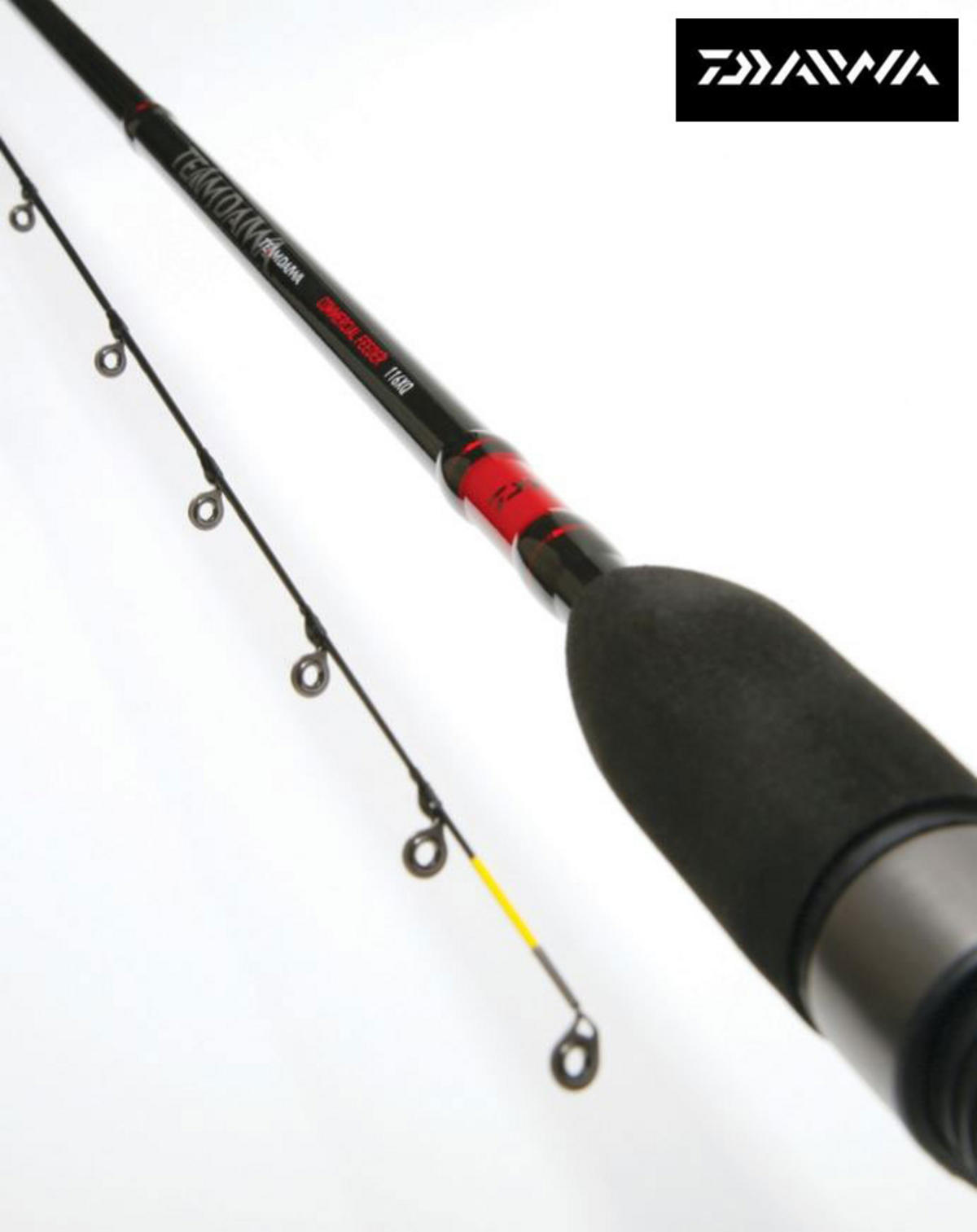 NEW TEAM DAIWA COMMERCIAL MATCH & FEEDER FISHING RODS ALL SIZES