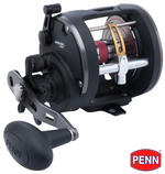 New PENN Warfare 15 Level Wind Multiplier Fishing Reel WAR15LW 1366185