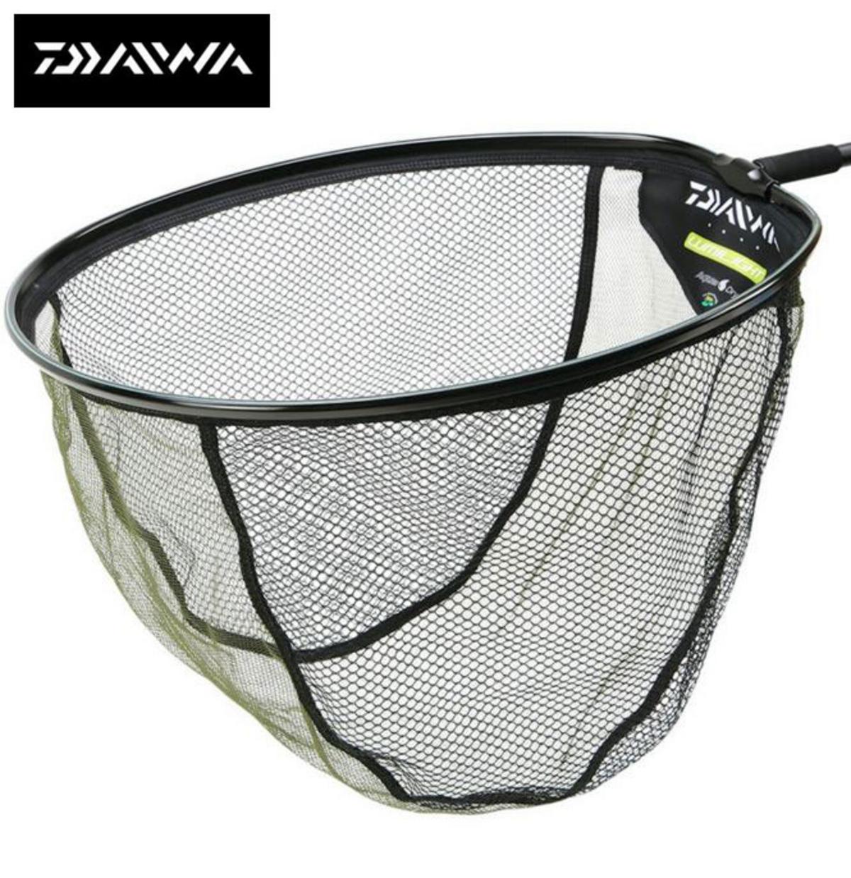 New Daiwa LUMILIGHT Aquadry Landing Net Head- All Sizes Available