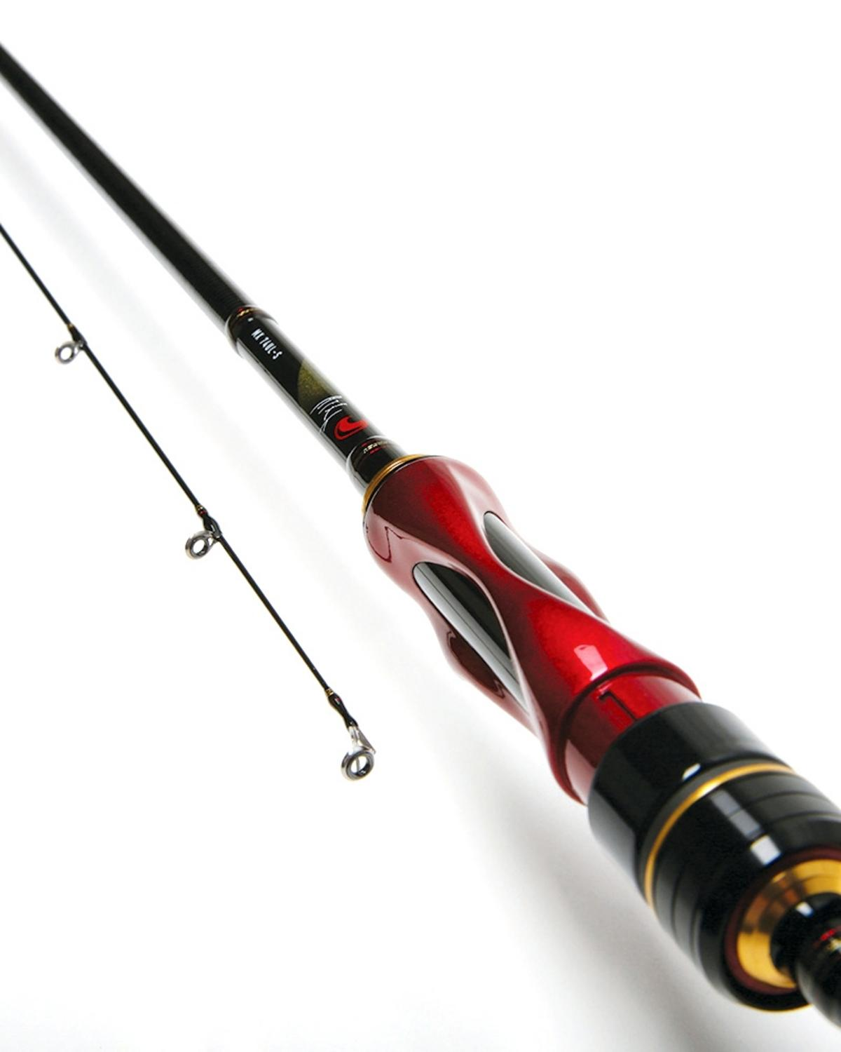 DAIWA GEKKABIJIN MX LRF FISHING ROD 7'4' 2PC 0.5-5 GR  GKMX74UL-S-K