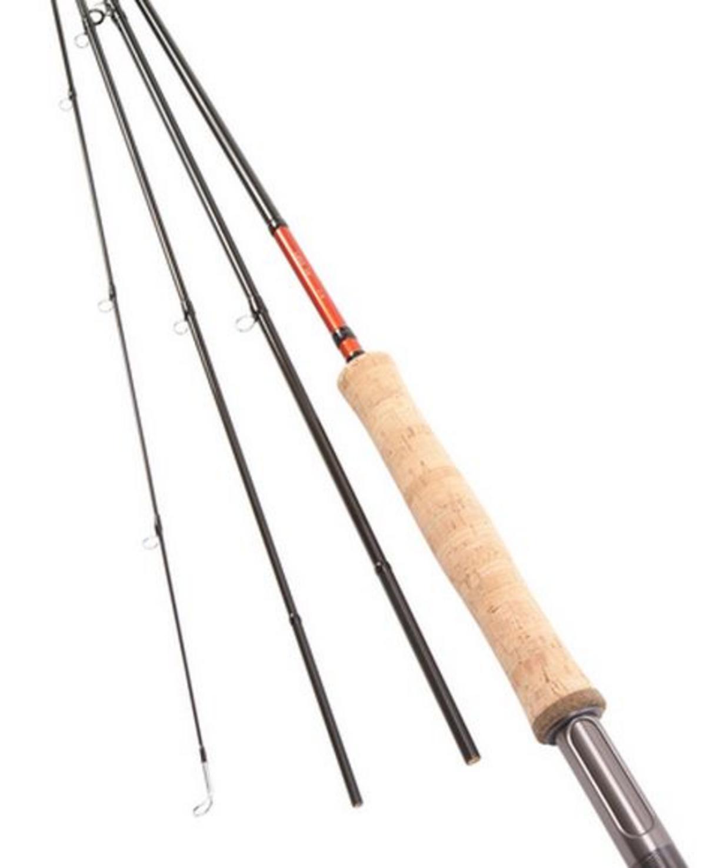 EX DISPLAY DAIWA LEXA TROUT FLY FISHING ROD 10' #8 4PC MODEL NO. LXSWF1008-BU