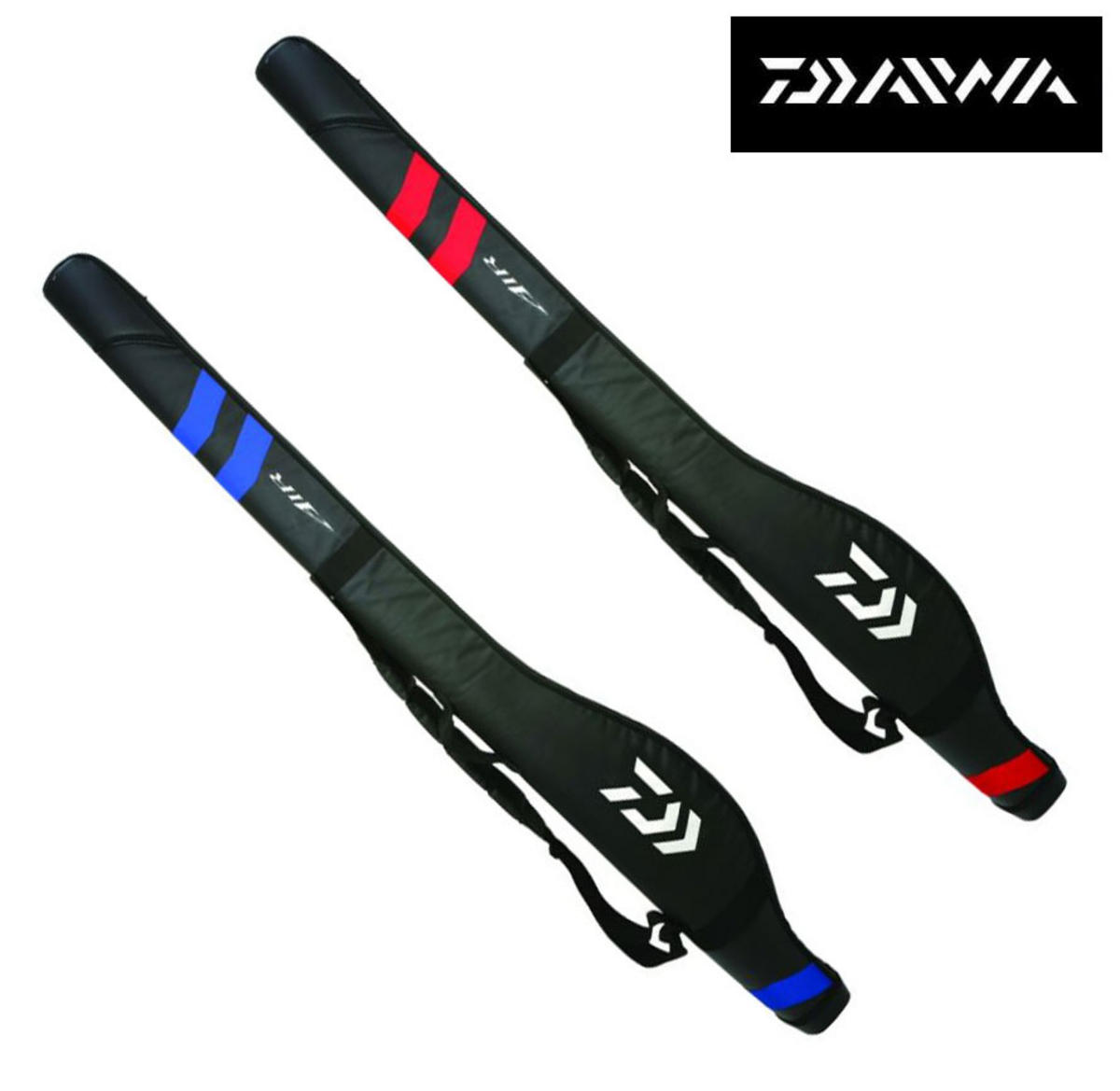 New Daiwa Air 2 Rod Holdall Luggage Red/Black or Blue/Black AIR2RH