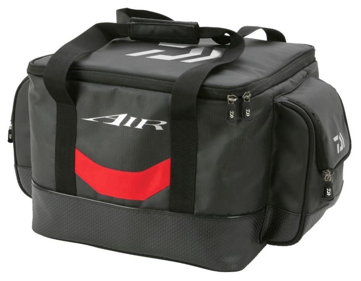 Black Aircb New Daiwa Air Cool Bag Luggage Red Black Or