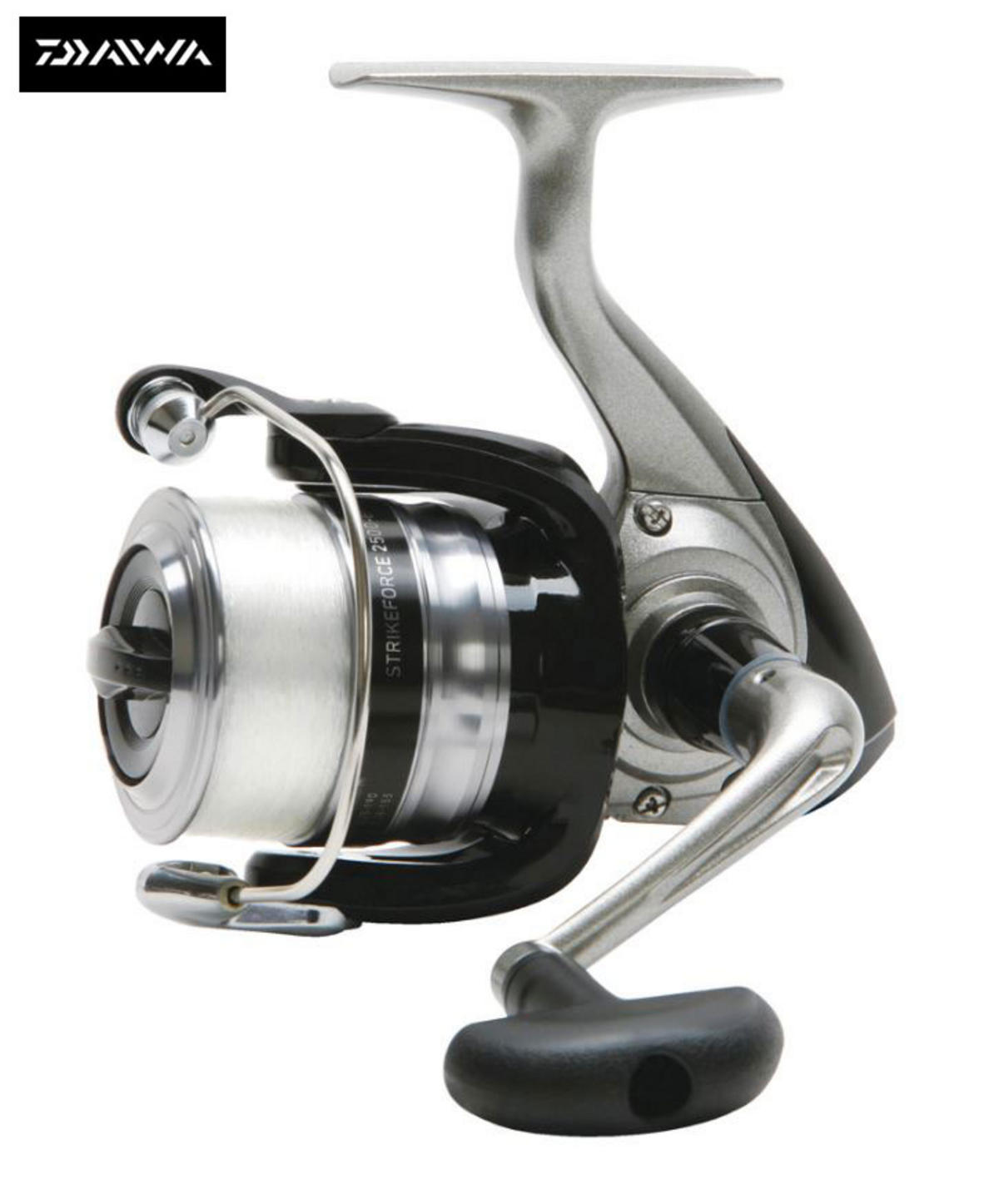 EX DISPLAY Daiwa Strikeforce 4000 Fishing Reel Loaded with Line Model No. SF4000