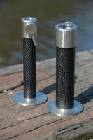 BISON CARBON FIBRE STAGE STAND for 12.5mm or 18mm banksticks