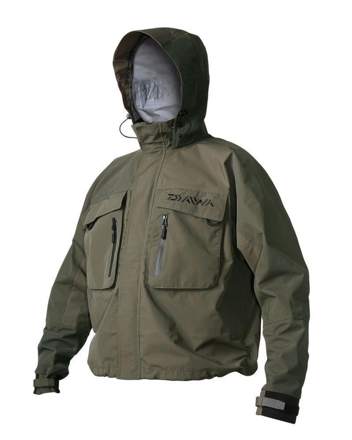 DAIWA GAME BREATHABLE WADING JACKET DGBWJ-L SIZE LARGE SPECIAL OFFER