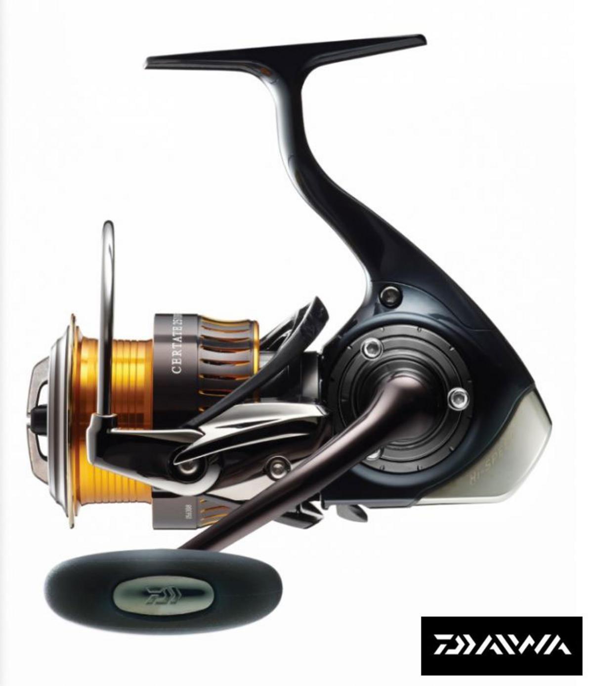 New Daiwa 16 Certate 3012 Spinning Reel Model No. 16Certate 3012