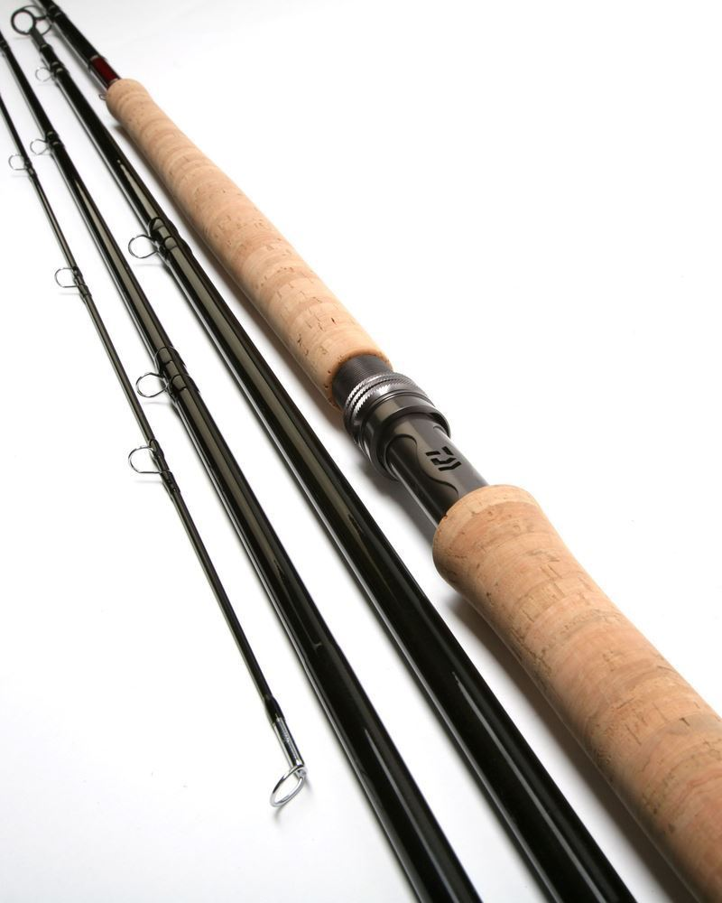 Special offer daiwa newera salmon fly rod neslrsf1208 au for Fishing rod clearance