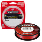 300 YDS BERKLEY SPIDERWIRE CODE RED BRAID 300yd/274m 15Lb - 50Lb CHOOSE SIZE