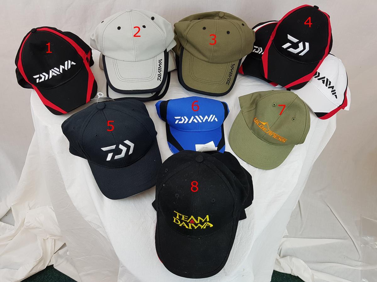 CLEARANCE DAIWA BASEBALL CAP HAT