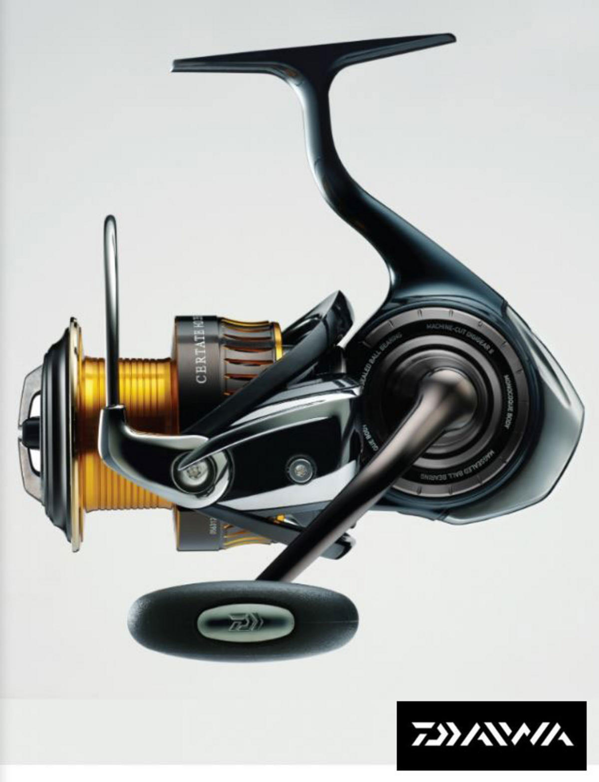 New Daiwa 16 Certate HD 3500H Spinning Reel Model No. 16 CERTATE HD 3500H