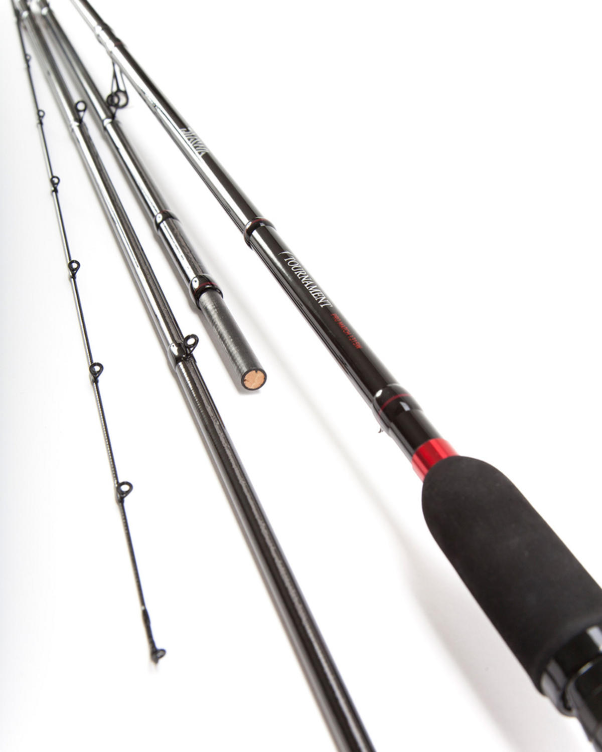 DAIWA INFINITY CARP FISHING RODS , MAGNUM TAPER & SLIM POWER