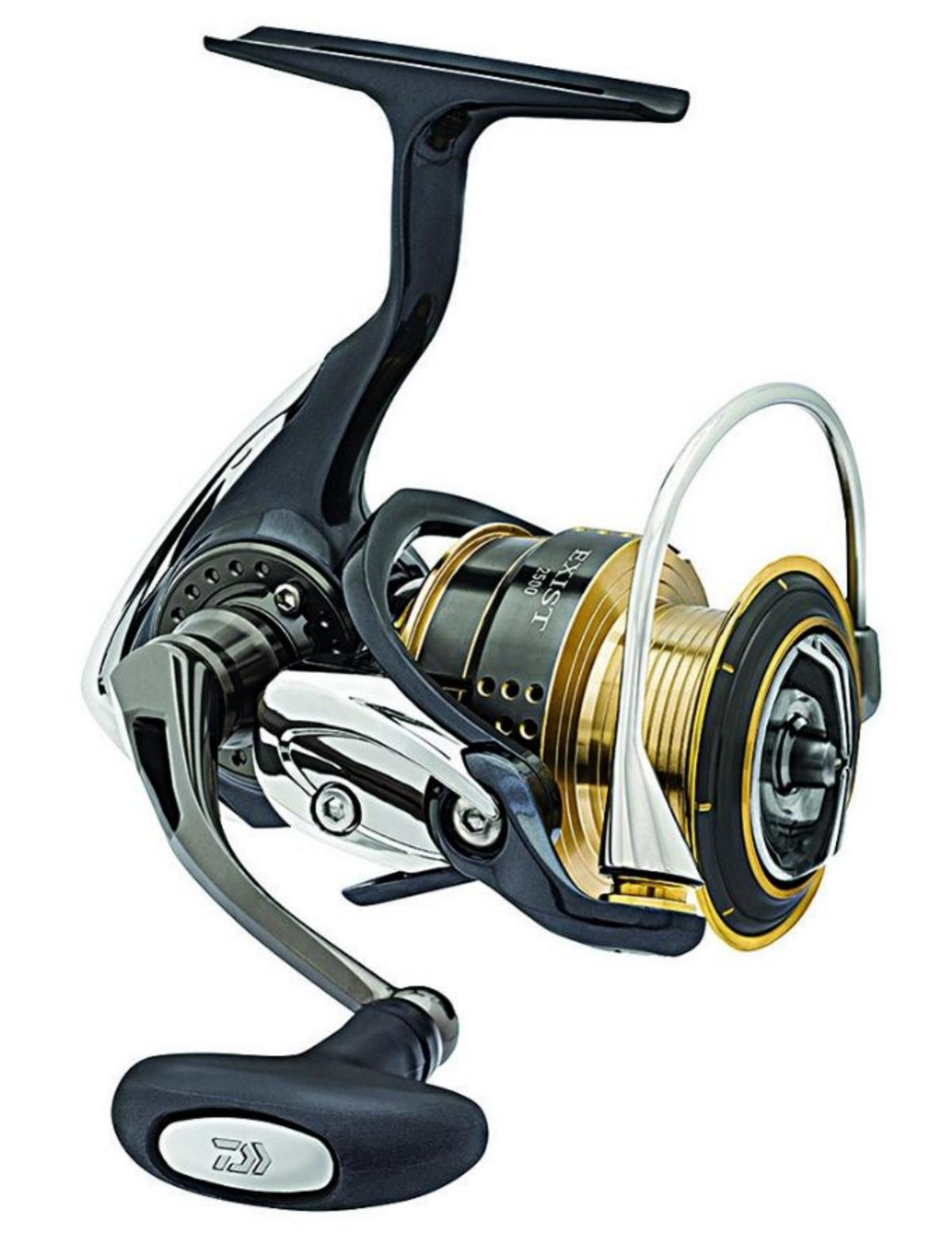 New Daiwa 15 Exist Saltwater Freshwater Spinning Reel 15EX2500