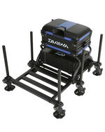 Daiwa Tournament 500 Seat Box Blue/Black TN500SB