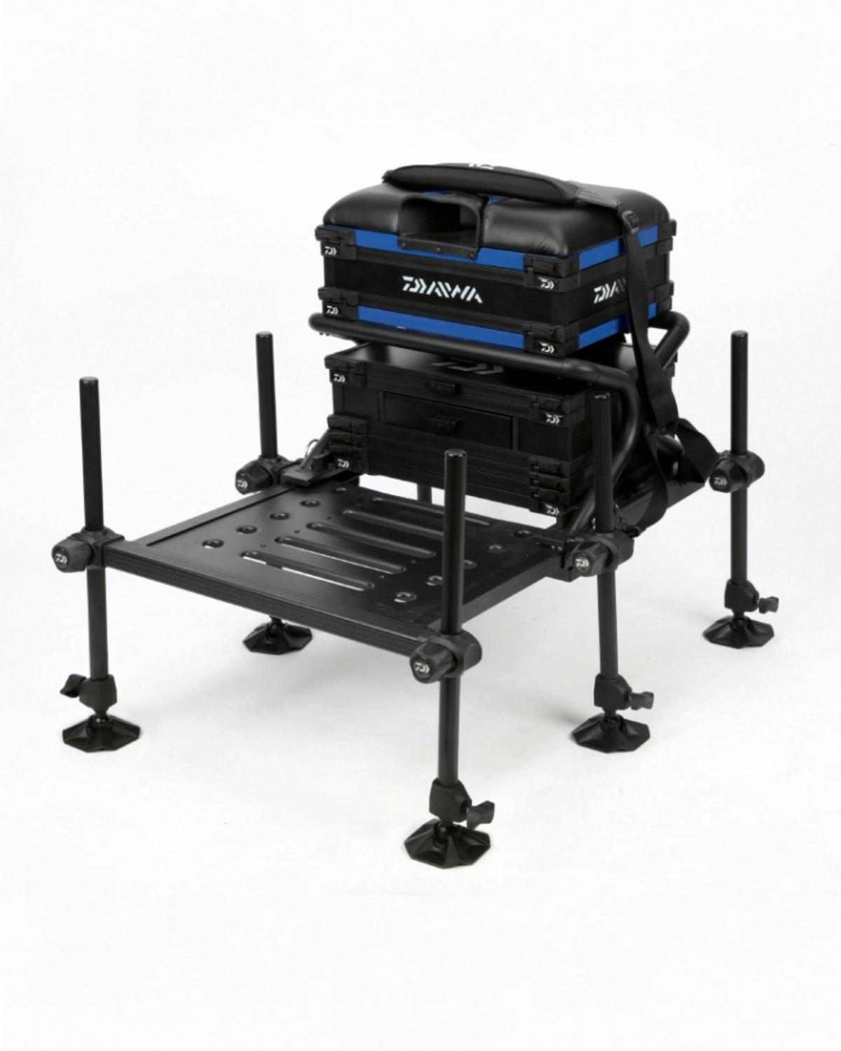 DAIWA TOURNAMENT X 250 SEAT BOX BLUE