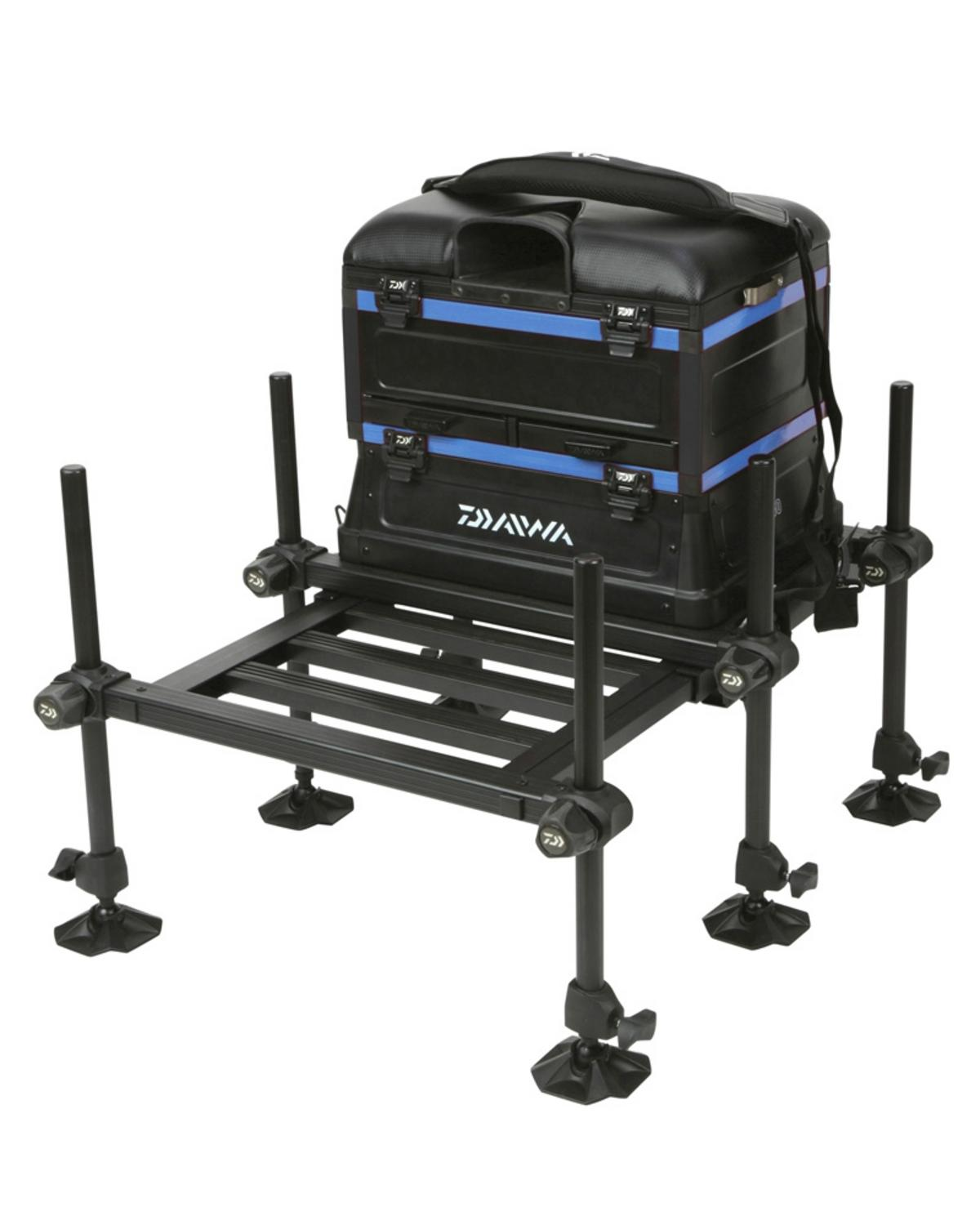 DAIWA 160  SEAT BOX Model No D160SB-B SEATBOX RRP £335 BLue