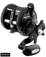 Daiwa Sealine Level Wind / Left Hand Multiplier Fishing Reel - SLW20HL