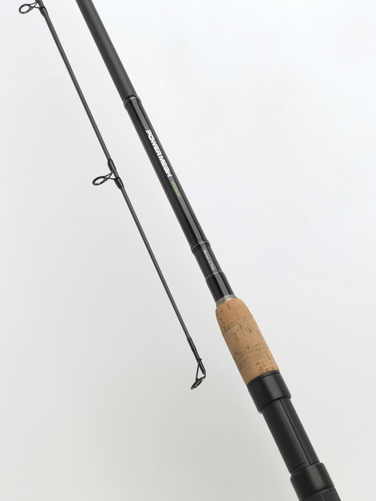 New Daiwa Powermesh Specialist Rods Barbel 12' 2.75lb 2pc Model No. PMS2234B-AU