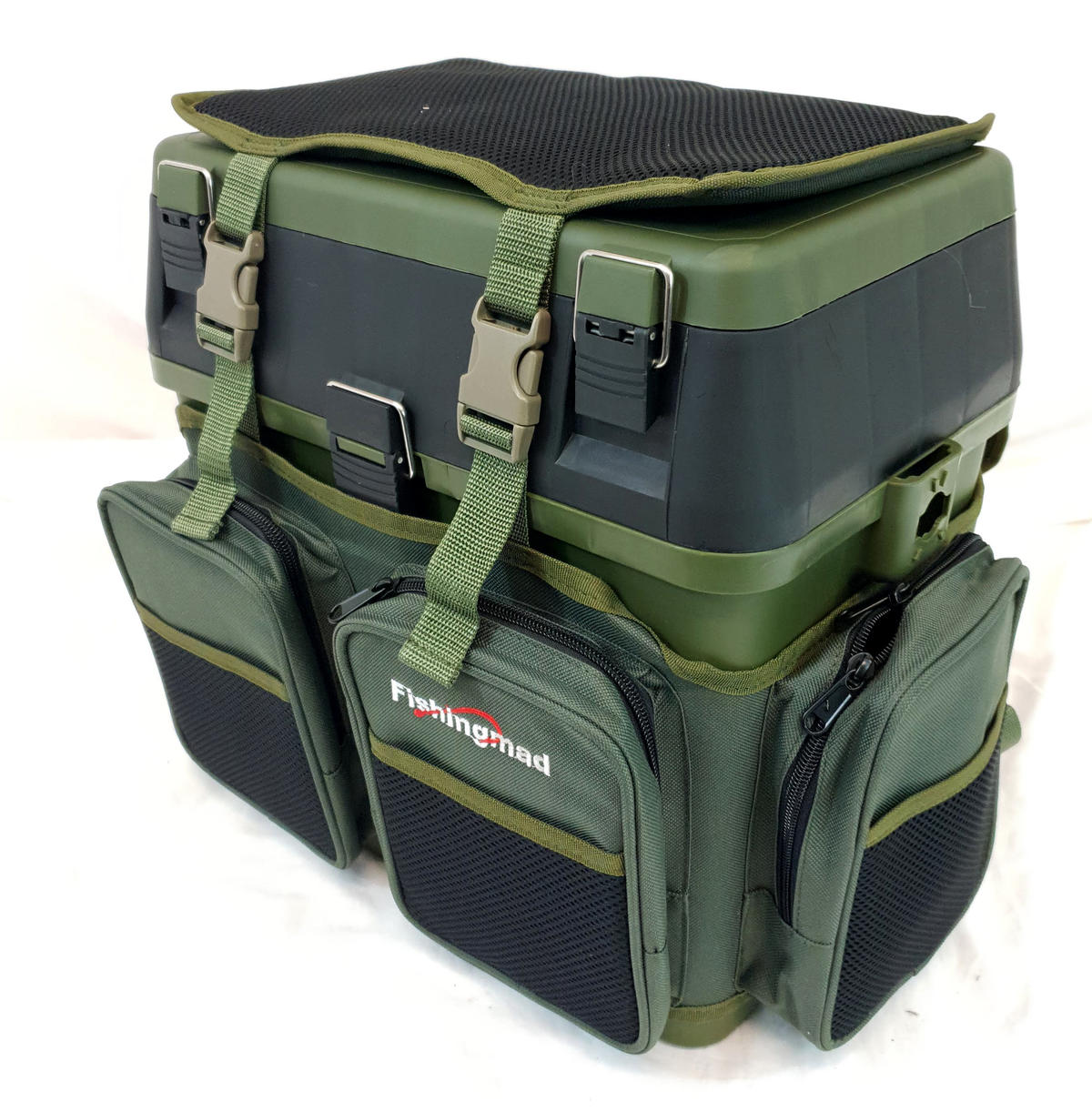 SEAT BOX AND OR SEATBOX RUCKSACK BACK PACK