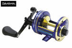 EX DISPLAY DAIWA MILLIONAIRE 7HT MAG SEA FISHING MULTIPLIER REEL Mod No. 7HTMAG