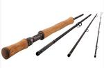 Shakespeare Oracle Switch Fly Fishing Rod 11ft #7/8 4 Piece with Travel Tube