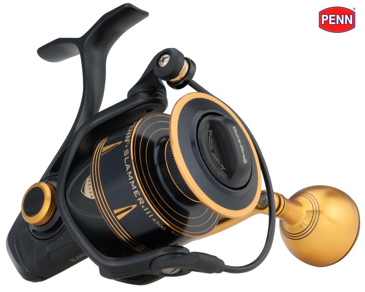 New PENN Slammer III Mk3 Saltwater Spinning Reels - All Models Available