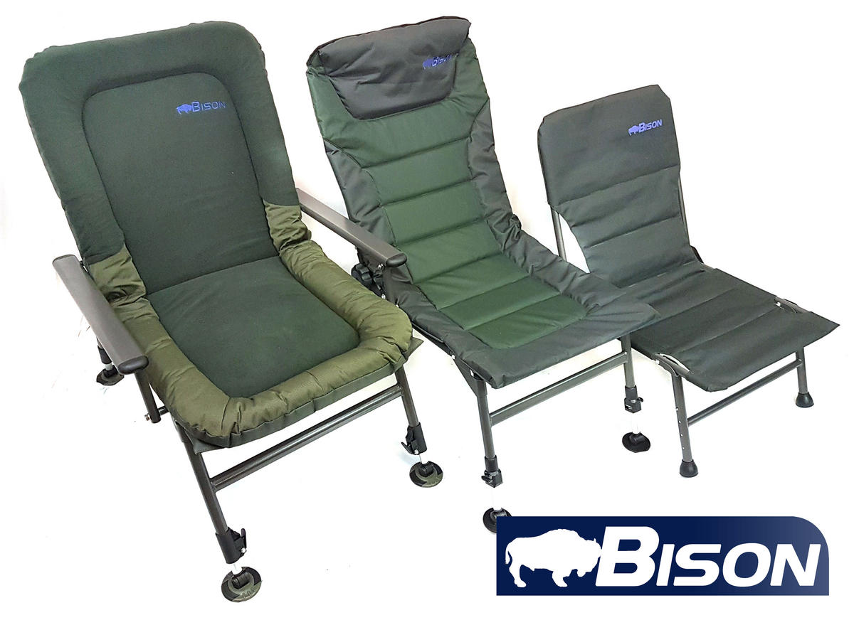 BISON CARP FISHING CHAIR