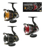 New Daiwa Crossfire Limited Edition Spinning Fishing Reel - All Models