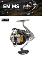 New Daiwa EM MS Mag Sealed Spinning Fishing Reel - All Models