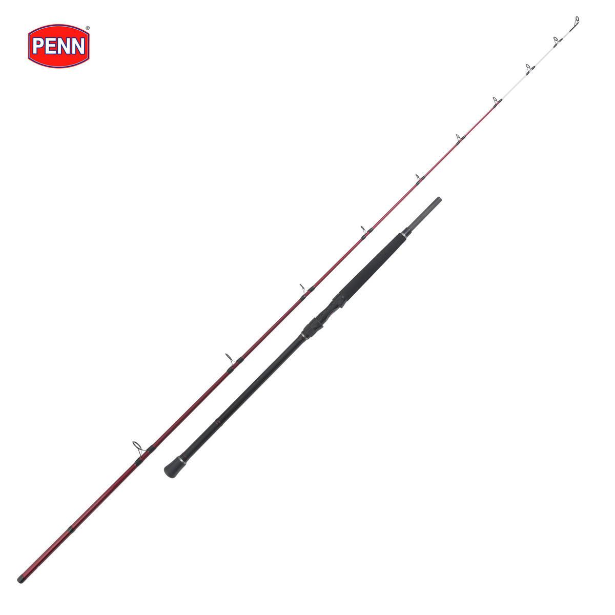 New PENN Rampage II Mk2 Uptide Fishing Rod 10ft 2pc 70-300g 1374161