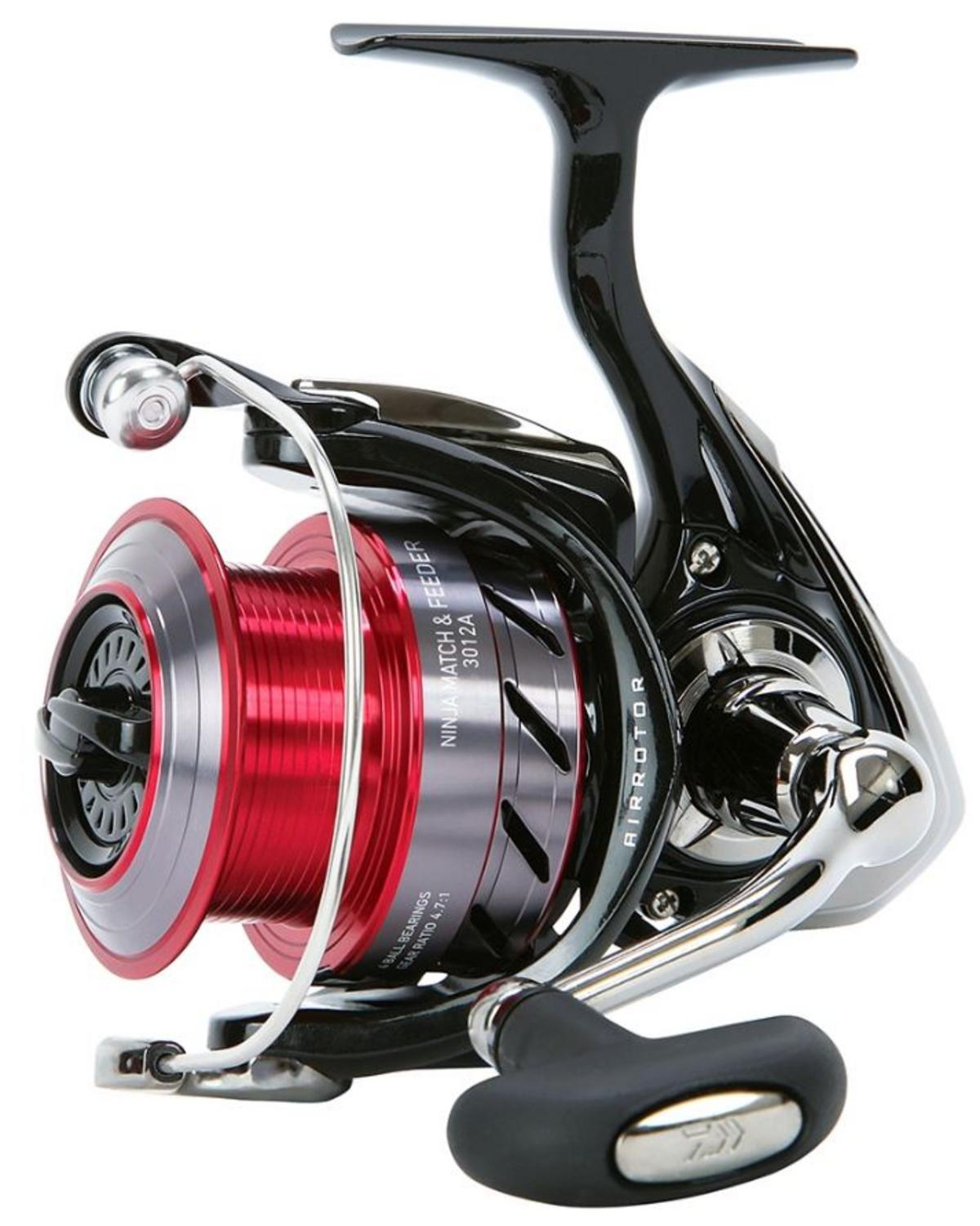 New Daiwa Ninja Match & Feeder Fishing Reel - All Models