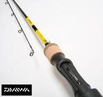 EX DISPLAY DAIWA SPECIALIST LIGHT LURE SPINNING RODS CRAZY CRANKER DCC802MS-AU