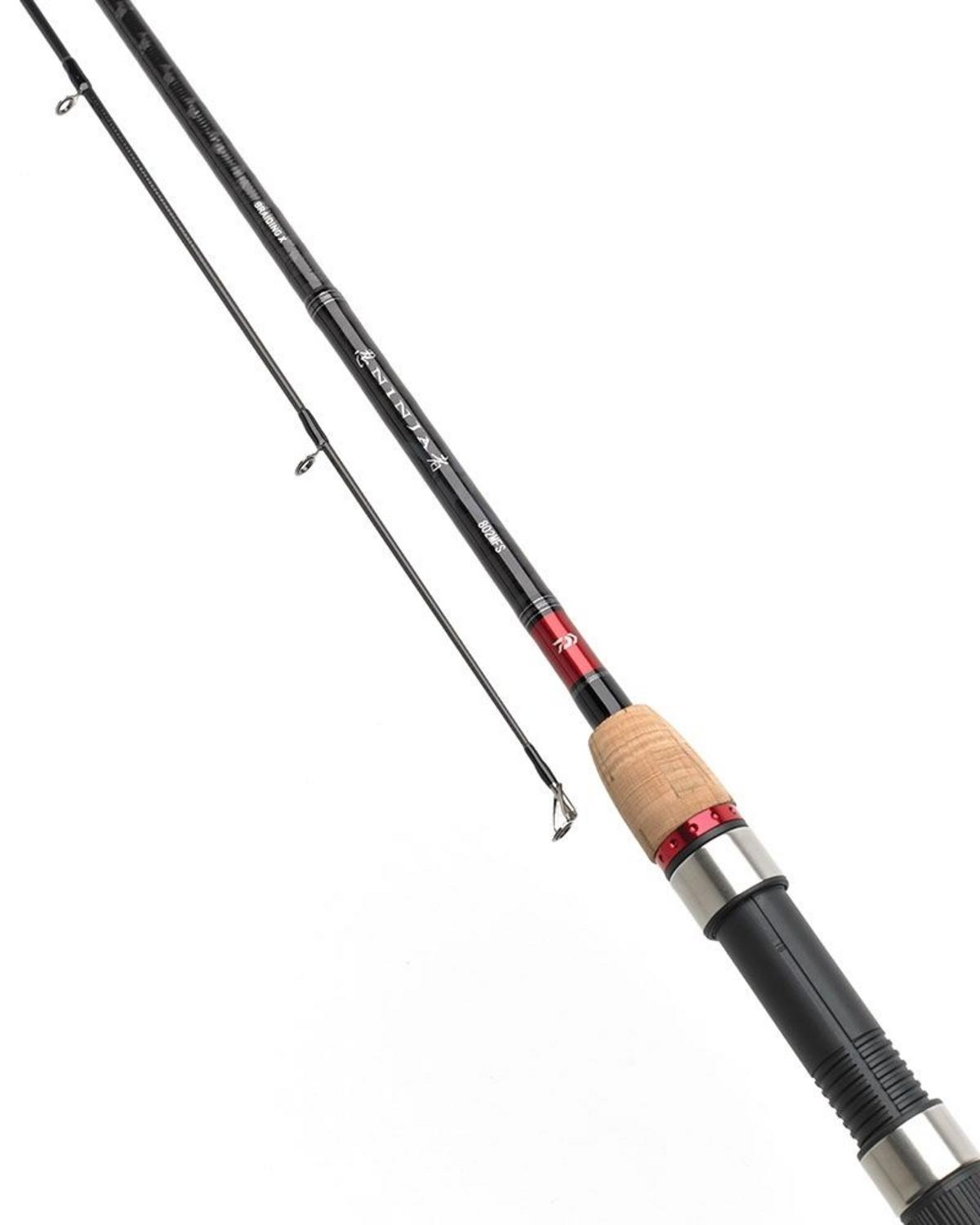 Ex Display Daiwa Ninja Spinning Rod 7ft 2pc Model No. NJX702HFS-AU