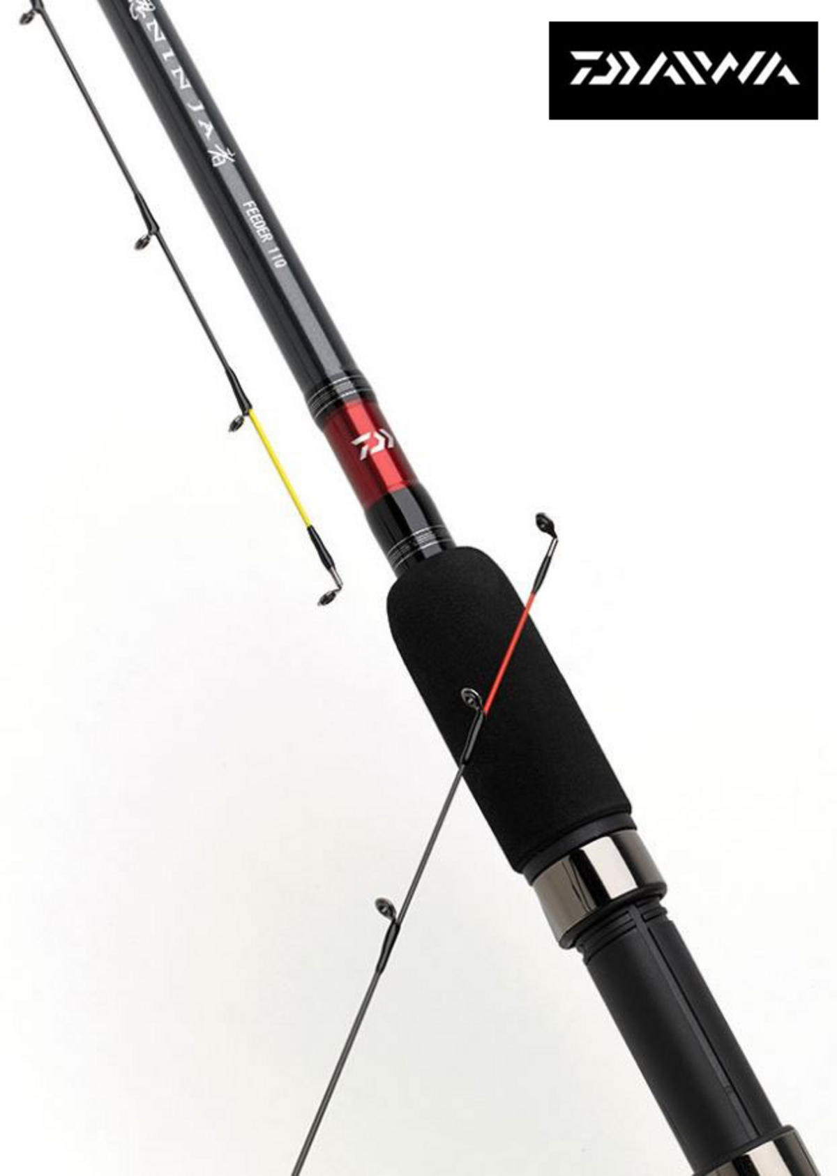 Ex Display Daiwa Ninja Feeder Fishing Rods 11ft 2pc Model No. NJF11Q-AU