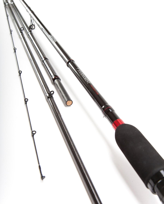 EX DISPLAY DAIWA TOURNAMENT PRO MATCH & LEGER FISHING RODS , TNPF10Q-AU