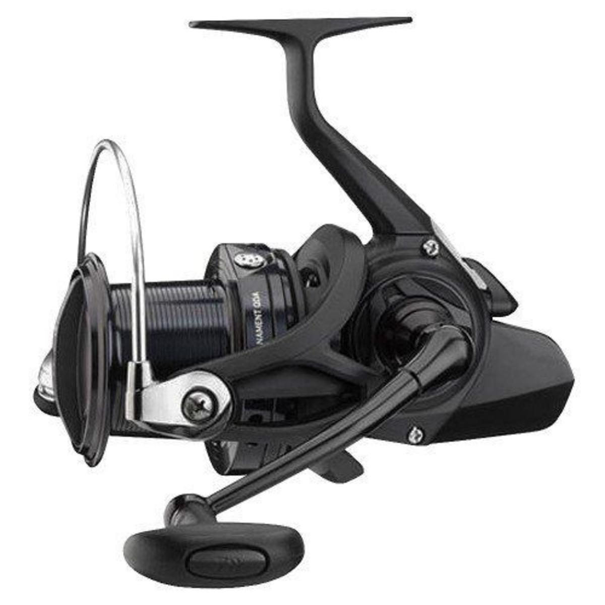 EX DISPLAY DAIWA TOURNAMENT CARP SPINNING REEL TN5500QDA CLEARANCE OFFER